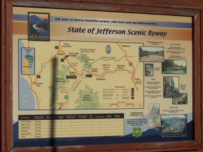 State of Jefferson Scenic Byway - Grayback Road
