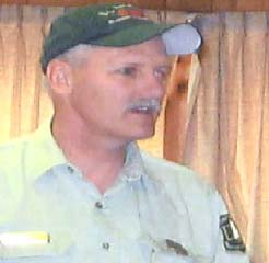 Alan Vandiver, Happy Camp District Ranger
