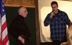 Scott Clements and John Martinez