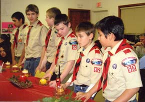 Happy Camp Boy Scout Troop 1
