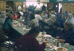 2001 Community Christmas Dinner