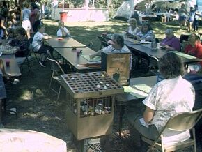 Bingo at the Bigfoot Jamboree