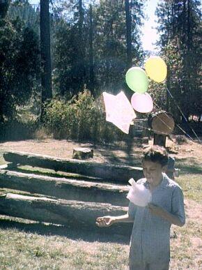 Aaron Martin, age 11