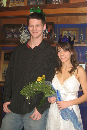 Homecoming Royalty 2008
