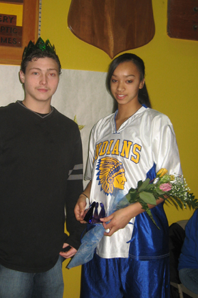 HOmecoming Royalty 2007