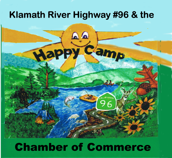 Happy Camp on the Wild and Scenic Klamath River