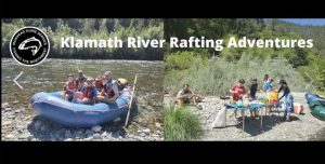 Rafting Fun on the Klamath!