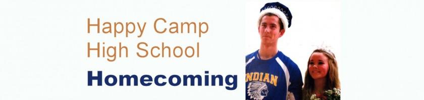Happy Camp Homecoming